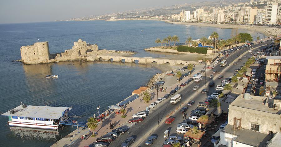 Lebanese City View