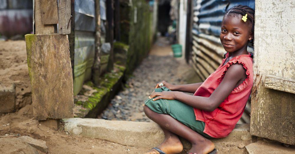 Liberian Girl