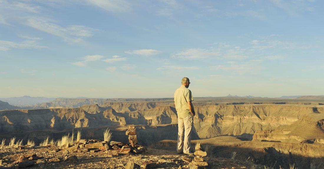 Namibia Canyon