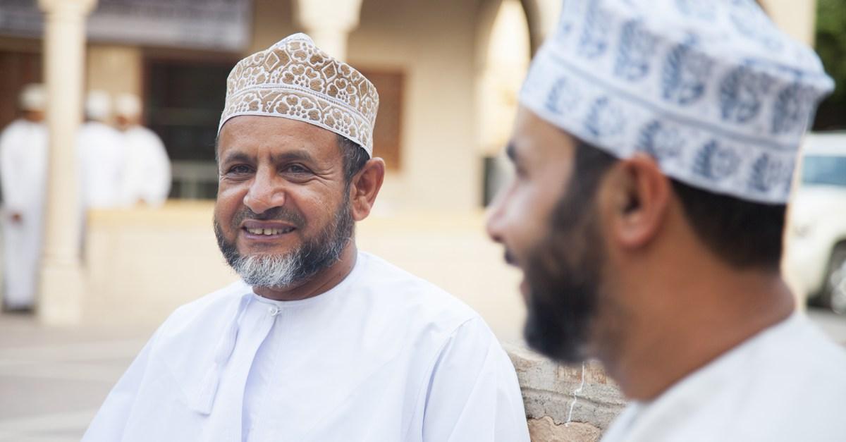 Omani Men