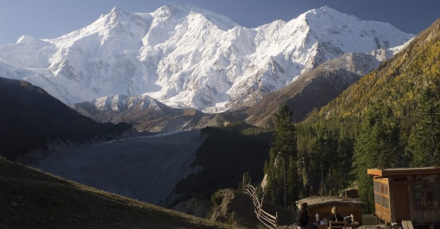 Pakistani Mountains