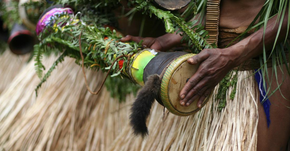 Drum Ceremony