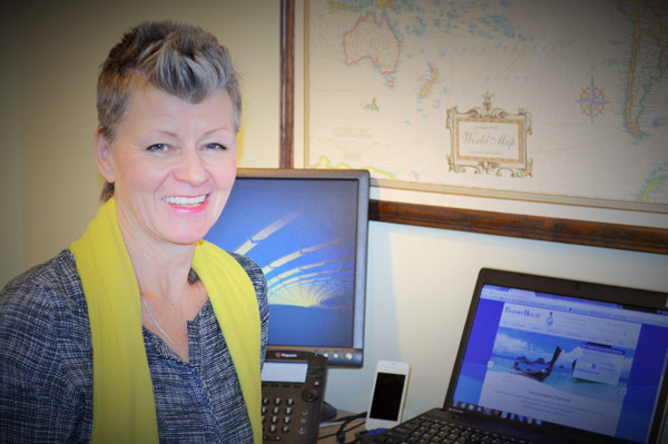 Jill Hughes, Customer Service Representative