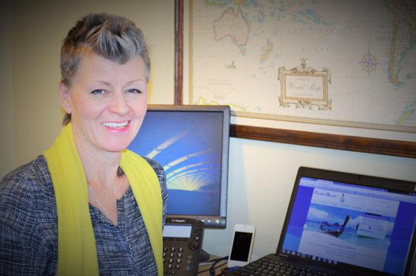 Jill Hughes, Admin Assistant