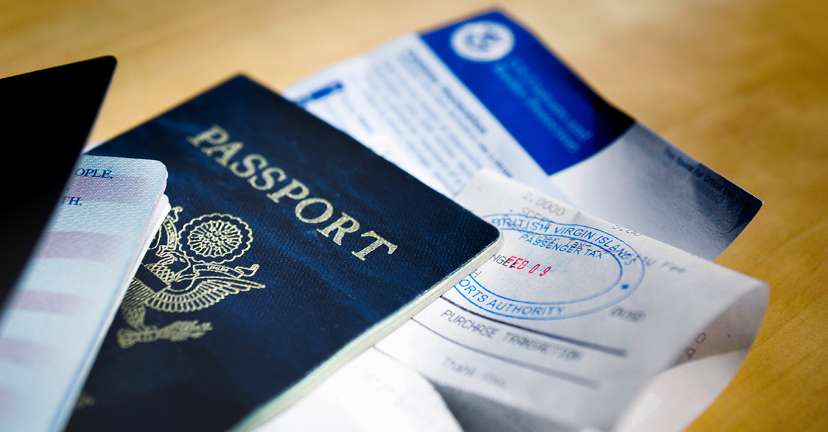 Duplicate passports can be difficult to obtain but are also very helpful.