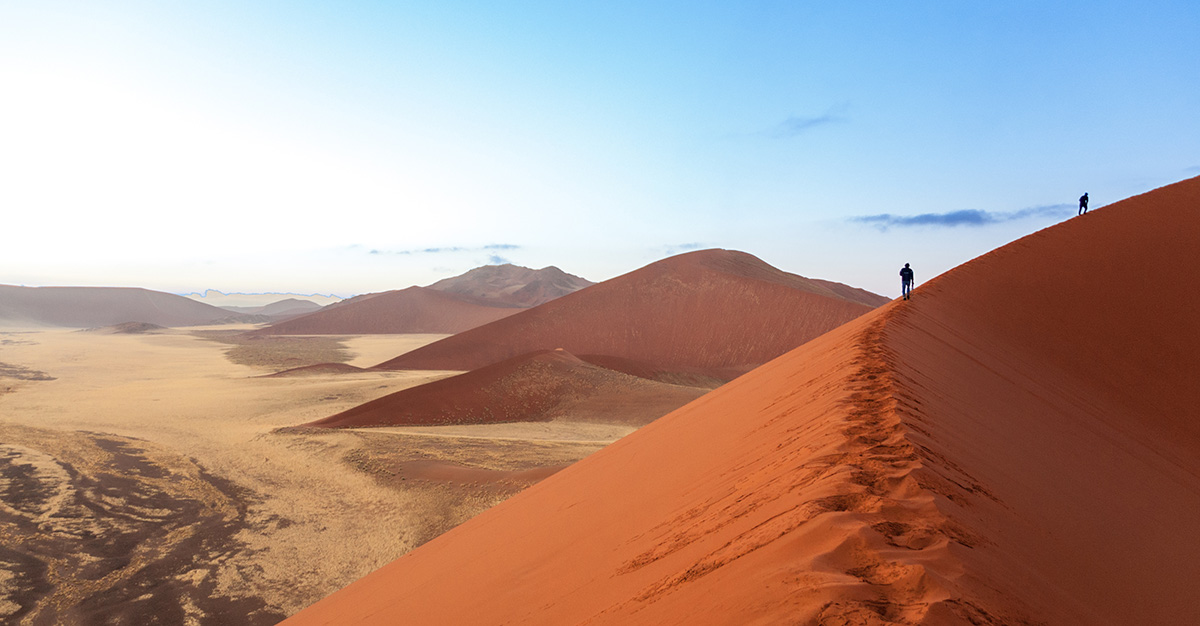 Namibia is a wonderful destination, but some prep work needs to be done before leaving.