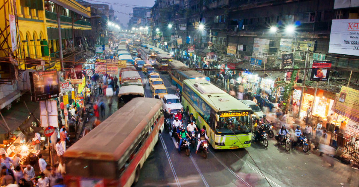 When traveling to India, it's impossible to miss the country's fast-paced and busy culture.