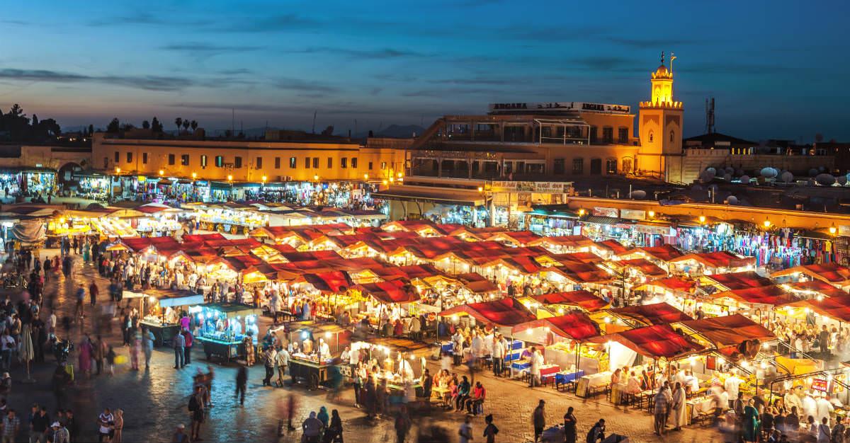 Morocco's popularity is rising as a Hanukkah destination.