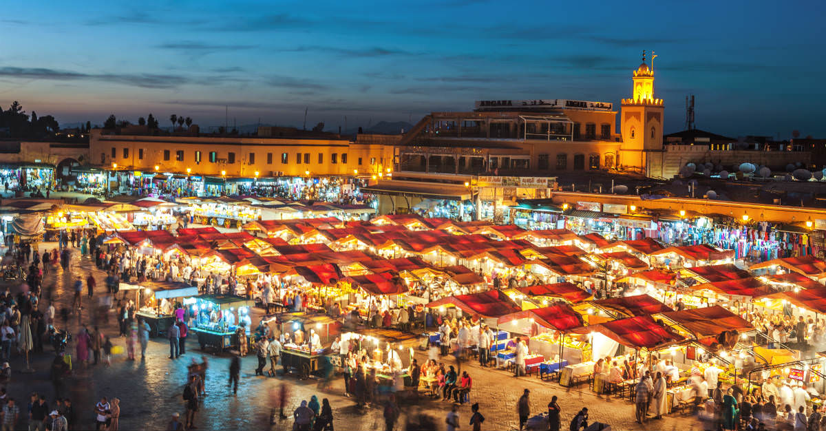 Morocco's popularity is rising as a Hanukkah destination.