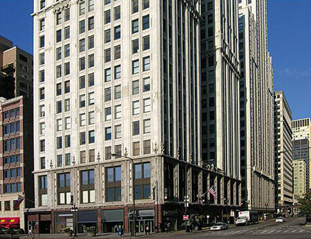 street view of 30 N Michigan Ave building