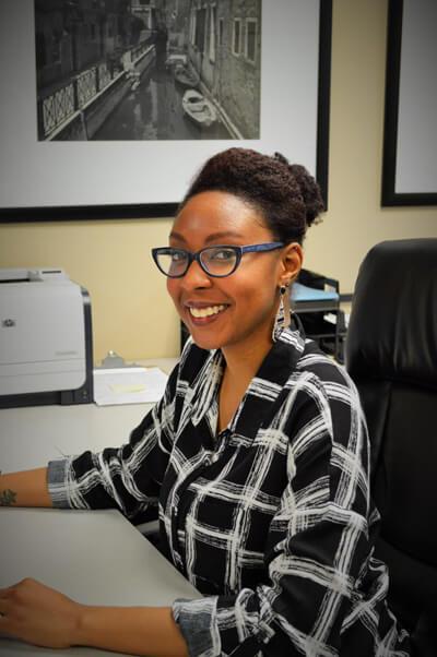 Kaleya Phillips, Admin Assistant