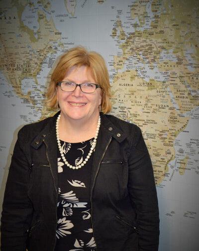 Sheila Stranc, Travel Medicine Specialist