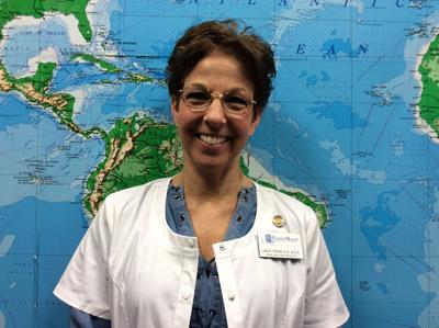 Linda Fabian Travel Medicine Specialist
