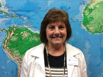Lisa Cox Travel Medicine Specialist