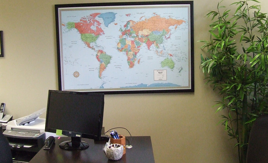 Passport Health Fort Wright's clinic provides important travel health information.