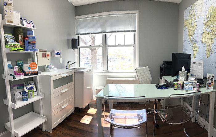 Passport Health's Bethesda travel clinic provides premiere travel medicine services.