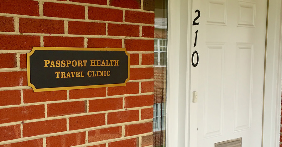 Passport Health's Bowie travel clinic provides premiere travel medicine services.