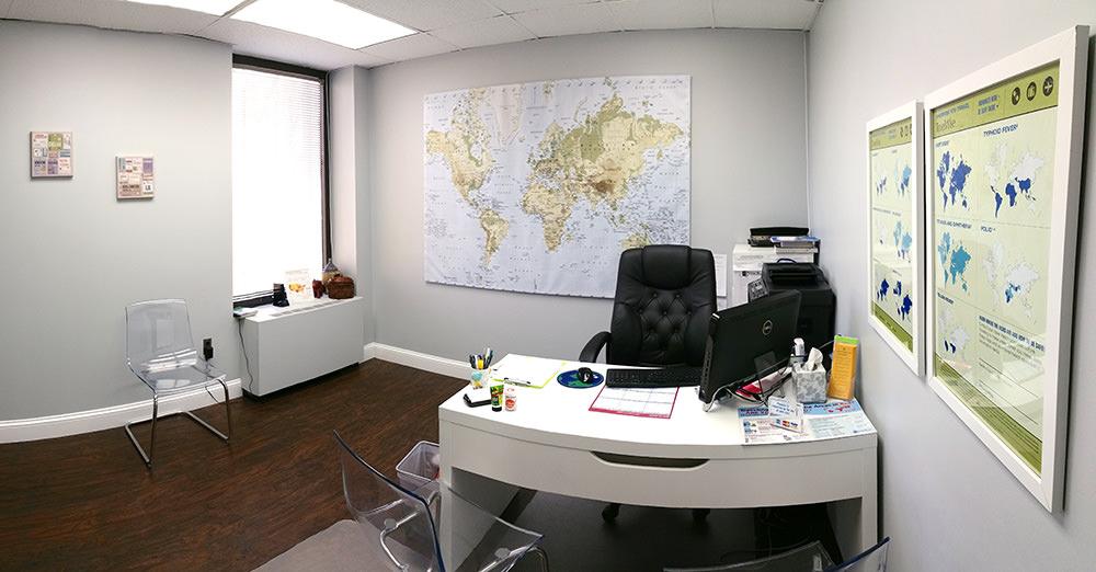Passport Health's Falls Church travel clinic provides premiere travel medicine services.