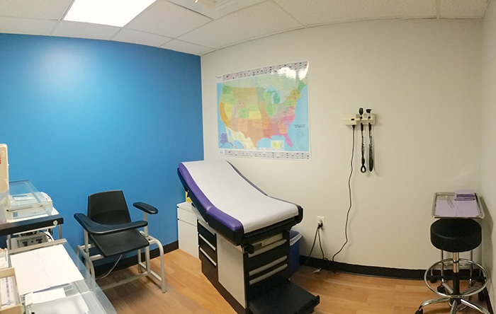 Passport Health's Reston clinic offers a variety of physical exam solutions.