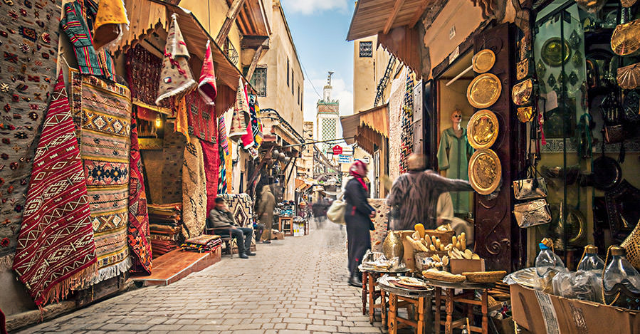 Morocco is a great destination for all travelers, make sure to travel safely with Passport Health.