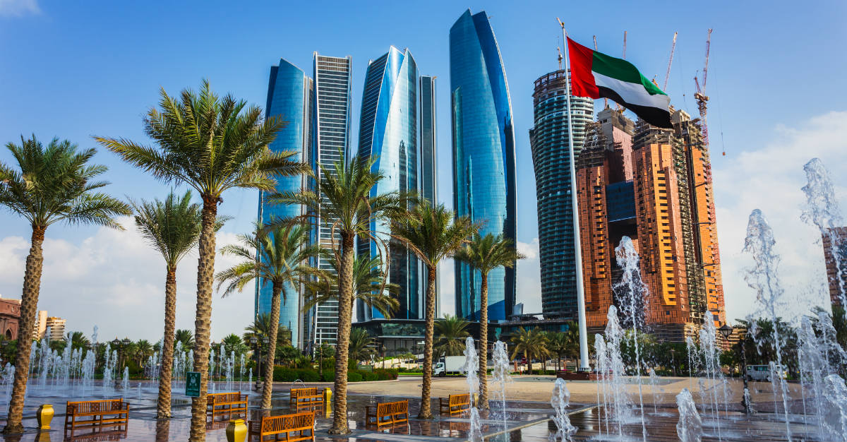 Highlighted by luxurious Abu Dhabi, UAE is consistently absent when it comes to violent crime.