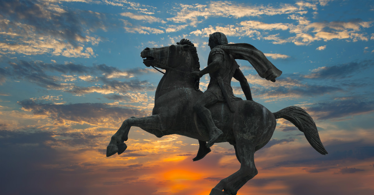 Thousands of years after he conquered the world, we still aren't sure what killed Alexander the Great.