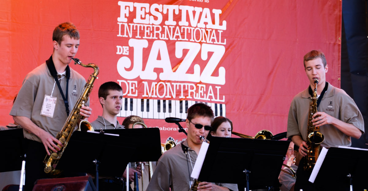 For decades, this Canadian city has been home to the world's largest jazz festival.