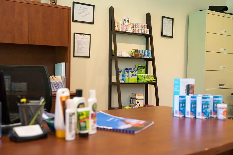 Passport Health Tucson Travel Vaccine Clinic Consultation Room