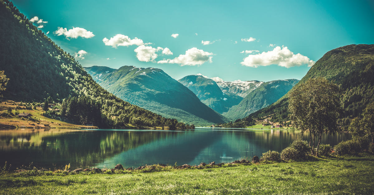 The Norwegian Fjords are a natural wonder.