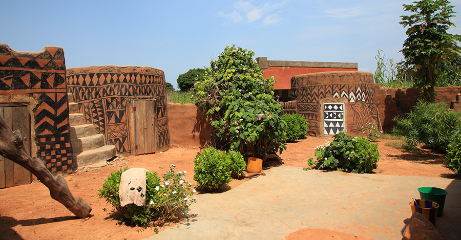 Burkina Faso's archetecture is stunning and a must see for many travelers. Make sure you explore them safely with travel vaccines and advice from Passport Health.