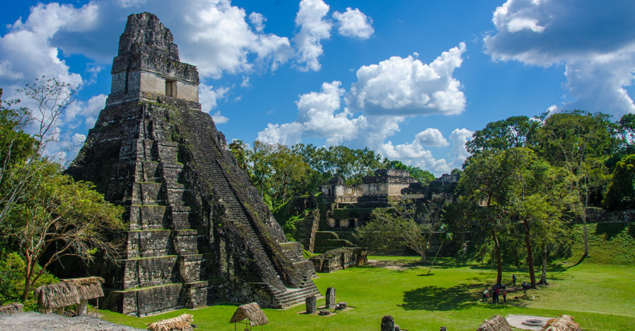 Guatemala's ruins are just one of the many things the country has to offer its visitors.