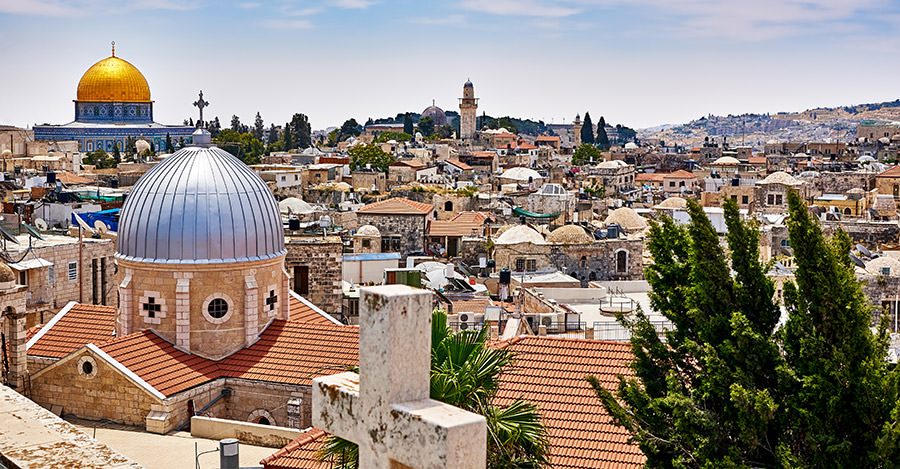 Jerusalem and other holy sites are popular destinations with many travelers.