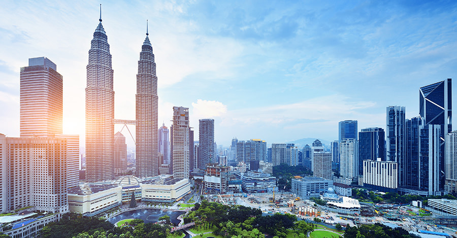 Malaysia's cities and wildlife are beautiful destinations.