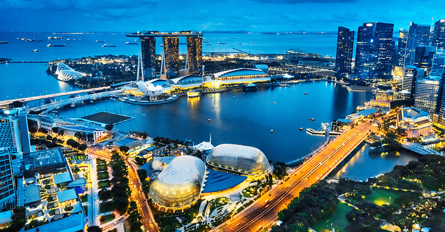 Travel safely to Singapore with Passport Health's travel vaccinations and advice.
