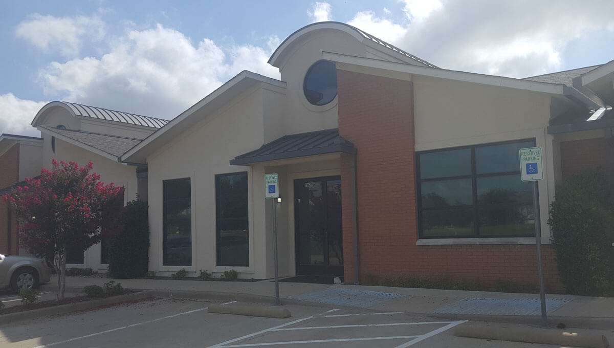 Passport Health Plano travel clinic building front