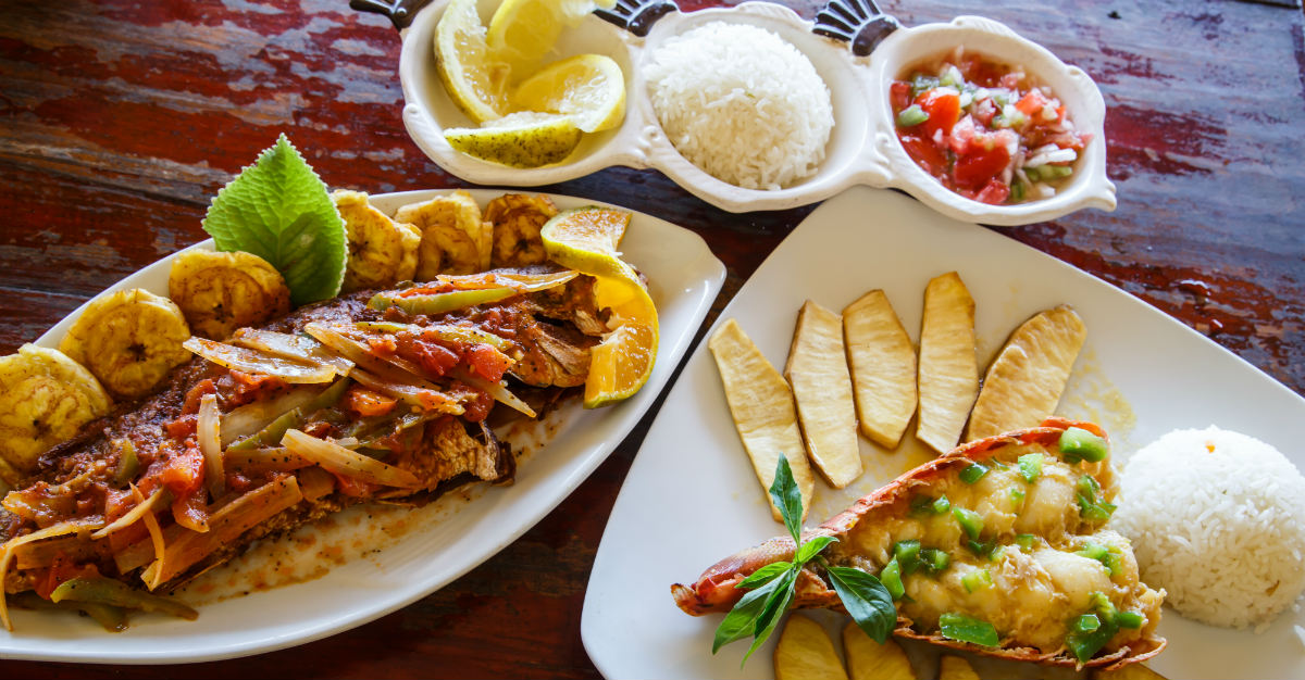 Using the wide range of meat and vegetation in the area, Central America is a dream for adventurous eaters.