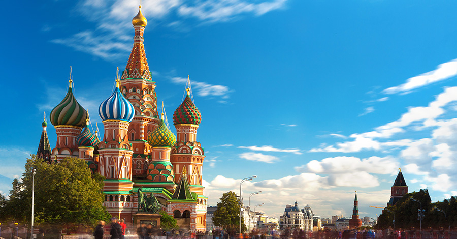 Red Square is one of the most popular destinations in Russia. Plan your trip with Passport Health.