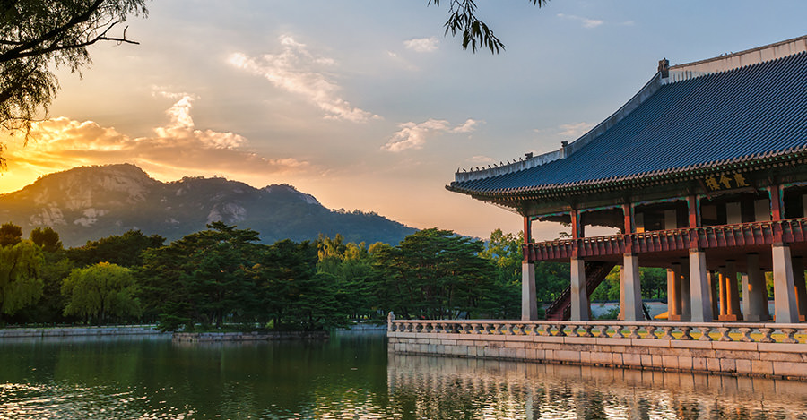 Gyeongbokgung Palace is one of the five palaces and a great destination to visit within South Korea. Just make sure you're protected with proper travel vaccines before you go.