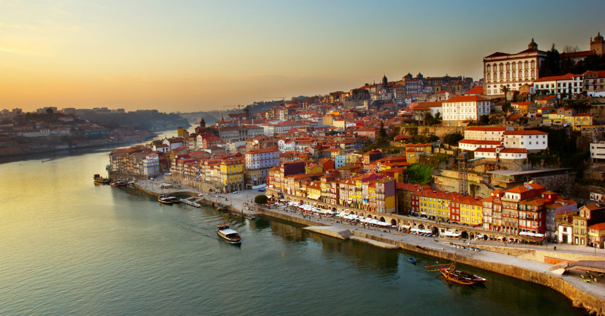 Porto is an amazing alternative for the holidays.