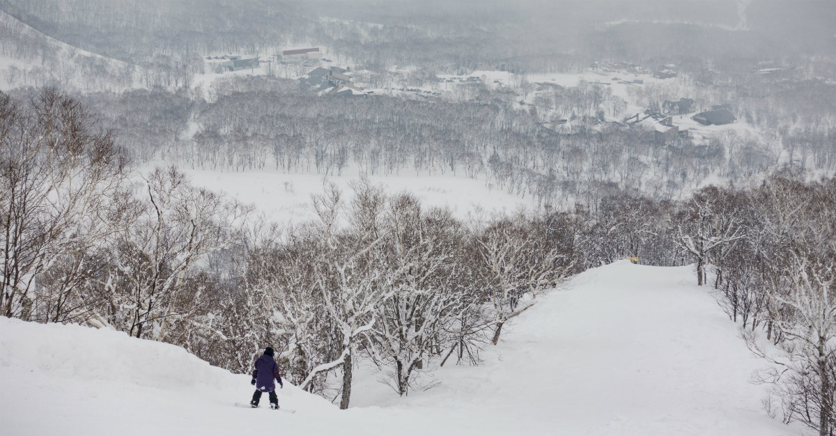A getaway for someone that loves snow, Sapporo has a classic winter draw with amazing local food.
