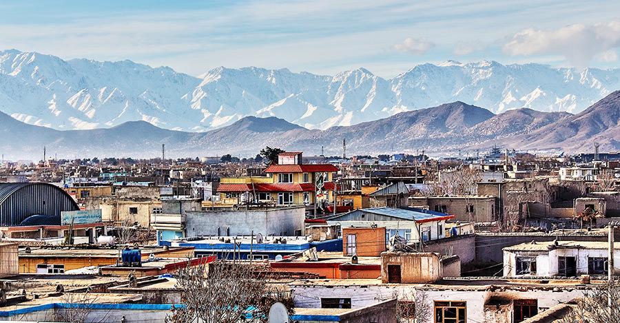 Afganistán lista de equipaje esencial