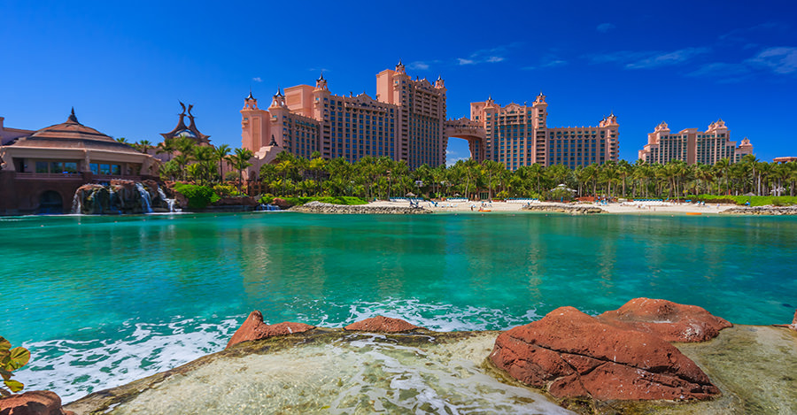 One of the most popular destinations in the world, the Bahamas is a must-visit.