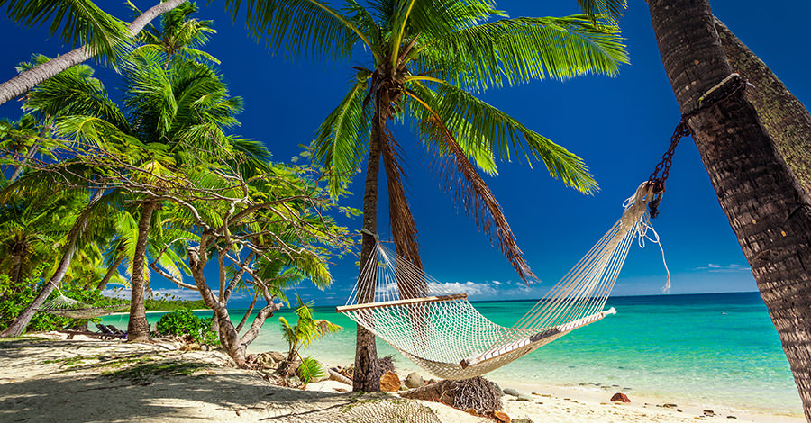 A popular honeymoon destination, Fiji does still require some travel preparation. Make sure you're vaccinated with Passport Health.