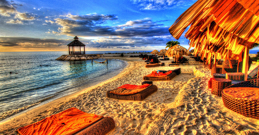 Jamaica's beaches and history have much to offer.