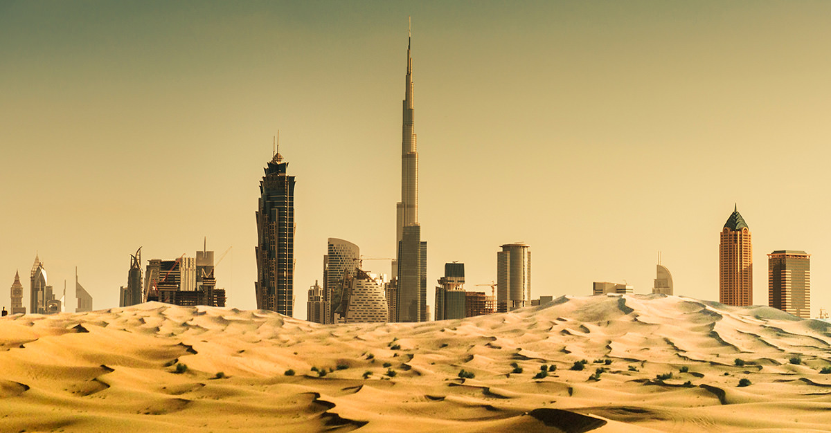 Advice and Travel Vaccines for the United Arab Emirates