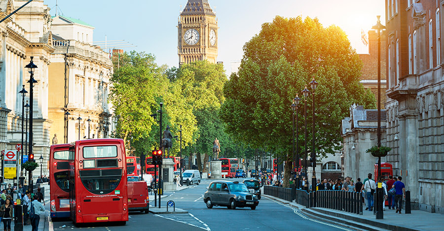 Travel safely to The United Kingdom with Passport Health's travel vaccinations and advice.