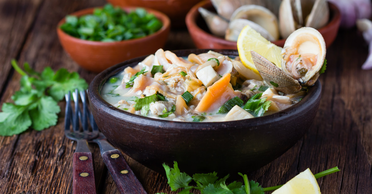 With a massive shoreline, it's no surprise Peru is known to make the best ceviche.