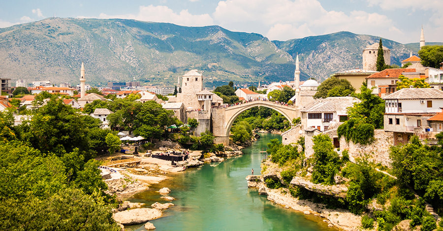 Despite it's history, Bosnia has much to explore. Make sure you travel safely with Passport Health's premiere travel vaccination services.