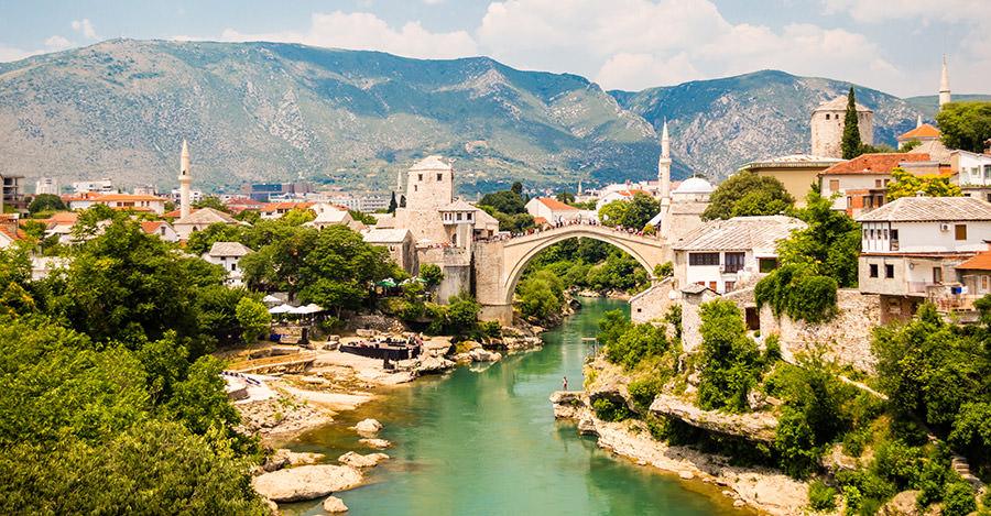 Despite it's history, Bosnia has much to explore.
