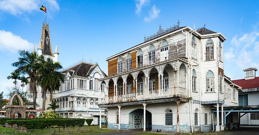 On Caribbean shores, Guyana is a must-visit.